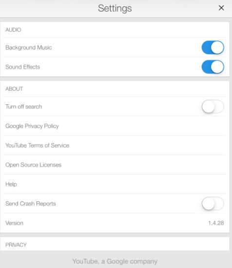 Google App YouTube Kids