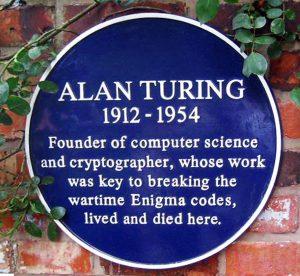 Alan Turing - Enigma Breaker
