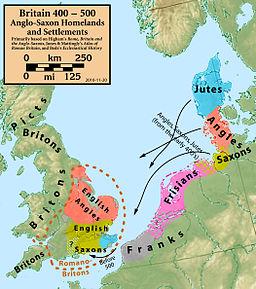 Anglo Saxon History